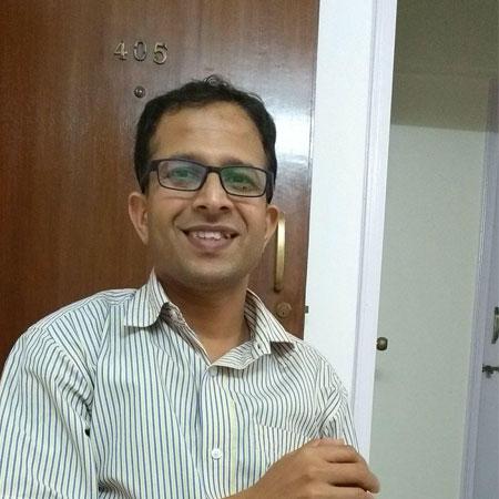 Dr.Nikhil Gokhale